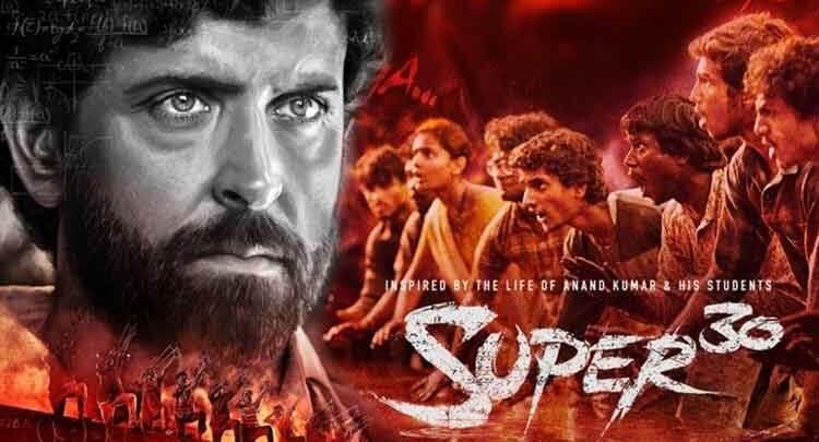 Super-30 Movie