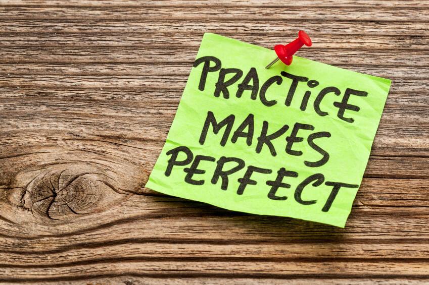 अभ्यास आपको सफल बनाता है – Practice Makes You Successful